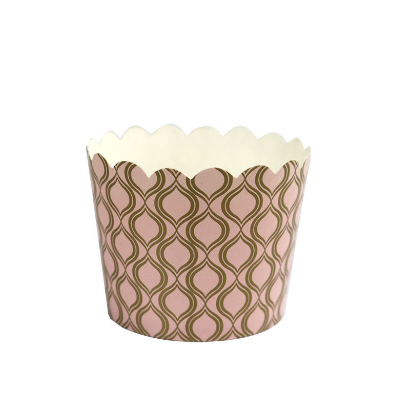 PE Coated Cake Decorating Baking Cupcake Paper Cups