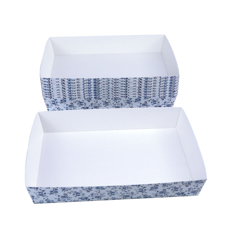 Israel Artwork Heavy Weight Baking Trays Disposable Paper Loaf Pans, Oven Microwave Safe